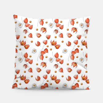 Thumbnail image of Physalis 4 full color Pillow, Live Heroes