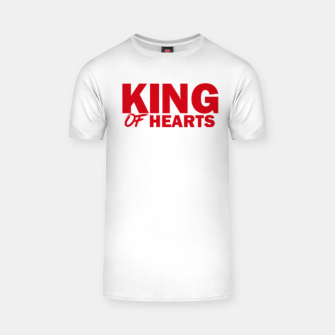 Thumbnail image of King of Hearts Type T- shirt, Live Heroes