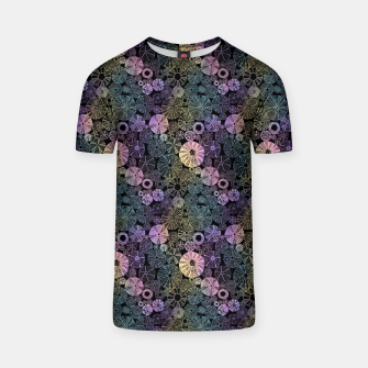 Thumbnail image of Sea Urchins Multicolor T-shirt, Live Heroes
