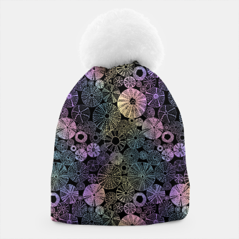 Thumbnail image of Sea Urchins Multicolor Beanie, Live Heroes