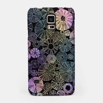 Thumbnail image of Sea Urchins Multicolor Samsung Case, Live Heroes
