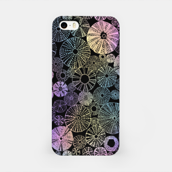 Thumbnail image of Sea Urchins Multicolor iPhone Case, Live Heroes
