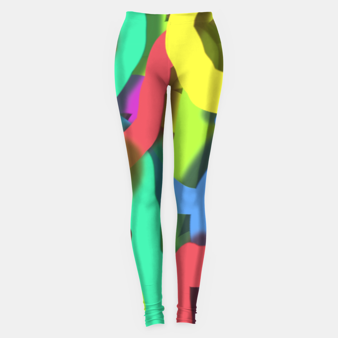 Image of Color life  Legginsy - Live Heroes