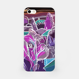 Thumbnail image of Landscape at Night iPhone Case, Live Heroes