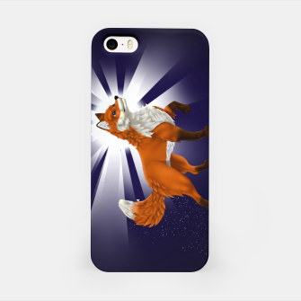 Thumbnail image of Fox in the dark iPhone-Hülle, Live Heroes