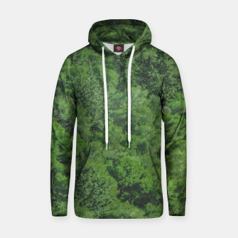Leafy Forest Landscape  Hoodie thumbnail image