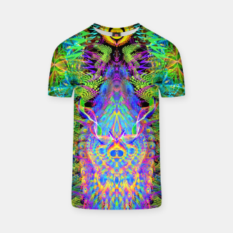 Thumbnail image of Fruiting Flame (Tropical) T-shirt, Live Heroes