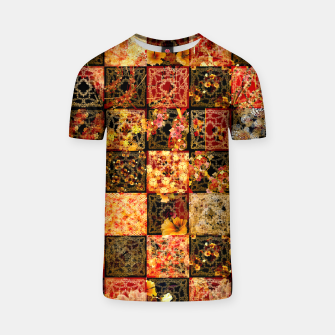 Thumbnail image of Japanese style Mosaique T-shirt, Live Heroes