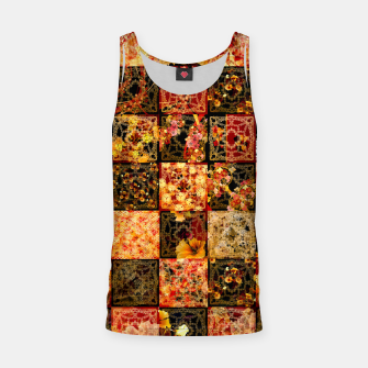 Thumbnail image of Japanese style Mosaique Tank Top, Live Heroes