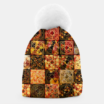 Thumbnail image of Japanese style Mosaique Beanie, Live Heroes
