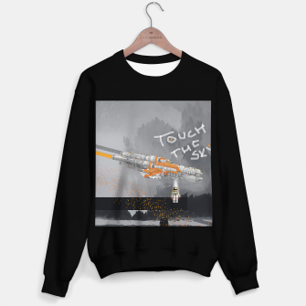 Thumbnail image of To the sky Sweater regular, Live Heroes