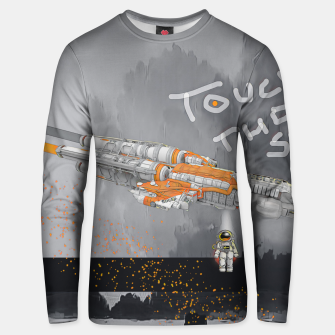 Thumbnail image of To the sky Unisex sweater, Live Heroes