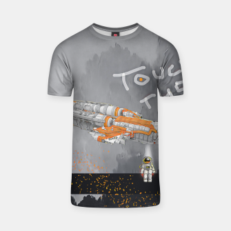 Thumbnail image of To the sky T-shirt, Live Heroes