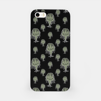 Miniaturka Funny Monsters Motif Drawing Pattern. iPhone Case, Live Heroes