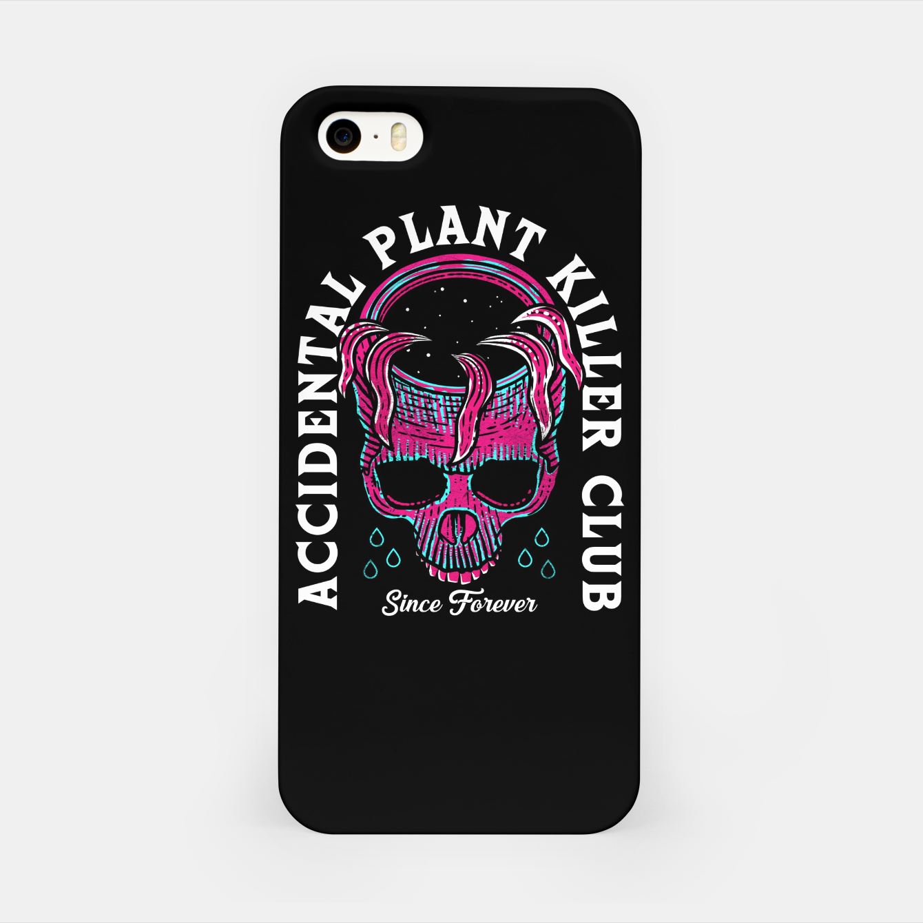 Image of Plant Killer Club iPhone Case - Live Heroes