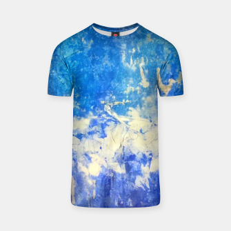 Thumbnail image of clouds in the sky T-Shirt, Live Heroes