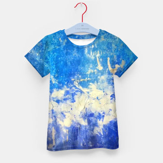 Thumbnail image of clouds in the sky T-Shirt für kinder, Live Heroes