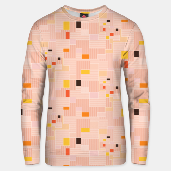 Miniatur Sunrise over the countryside  Unisex sweater, Live Heroes