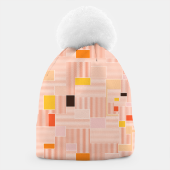 Miniatur Sunrise over the countryside  Beanie, Live Heroes