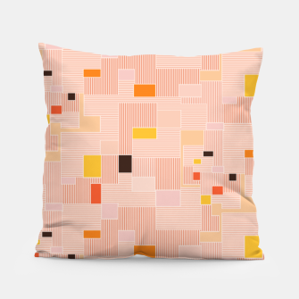 Miniatur Sunrise over the countryside  Pillow, Live Heroes