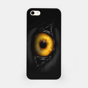Thumbnail image of Wolf eye  iPhone-Hülle, Live Heroes