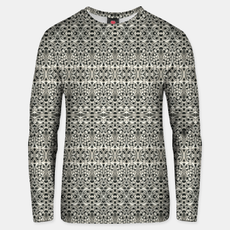 Thumbnail image of Fancy Abstract Ornate Pattern Unisex sweater, Live Heroes