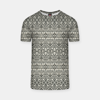 Thumbnail image of Fancy Abstract Ornate Pattern T-shirt, Live Heroes