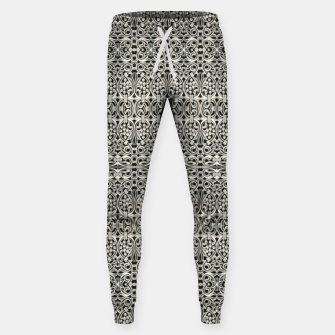 Thumbnail image of Fancy Abstract Ornate Pattern Sweatpants, Live Heroes