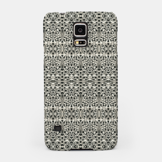 Thumbnail image of Fancy Abstract Ornate Pattern Samsung Case, Live Heroes