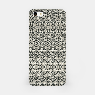 Thumbnail image of Fancy Abstract Ornate Pattern iPhone Case, Live Heroes