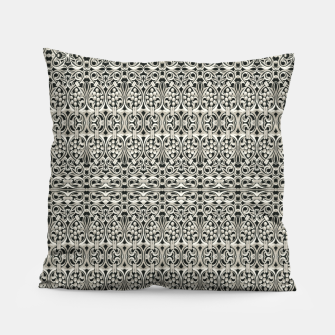 Thumbnail image of Fancy Abstract Ornate Pattern Pillow, Live Heroes