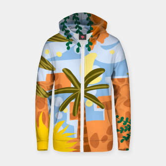 Thumbnail image of A beautiful day begins with a beautiful mindset  Zip up hoodie, Live Heroes