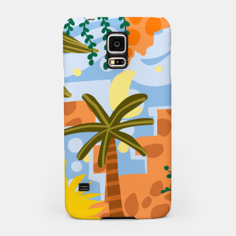 Thumbnail image of A beautiful day begins with a beautiful mindset  Samsung Case, Live Heroes