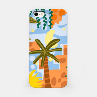 Thumbnail image of A beautiful day begins with a beautiful mindset  iPhone Case, Live Heroes