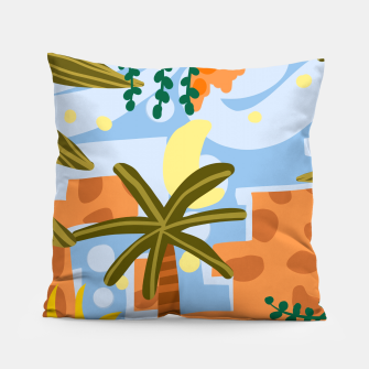 Thumbnail image of A beautiful day begins with a beautiful mindset  Pillow, Live Heroes