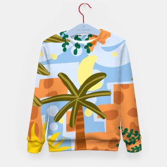 Thumbnail image of A beautiful day begins with a beautiful mindset  Kid's sweater, Live Heroes