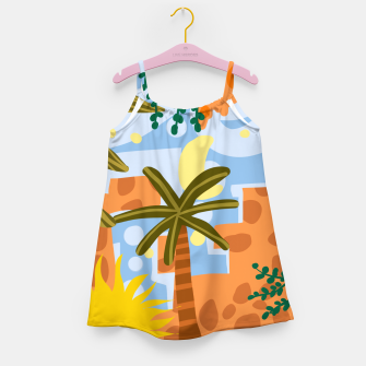 Thumbnail image of A beautiful day begins with a beautiful mindset  Girl's dress, Live Heroes