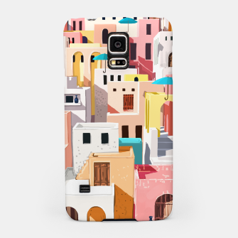 Thumbnail image of Pastel Cityscape Samsung Case, Live Heroes