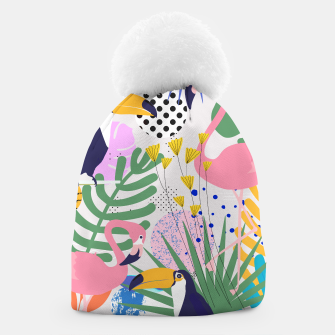 Thumbnail image of Tropical Spring  Beanie, Live Heroes