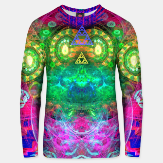 Thumbnail image of Psychotropic Party (Blush) Unisex sweater, Live Heroes