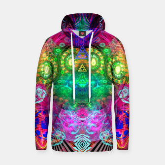 Thumbnail image of Psychotropic Party (Blush) Hoodie, Live Heroes