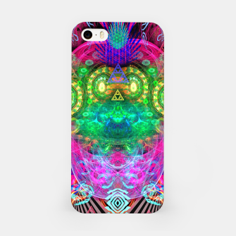 Thumbnail image of Psychotropic Party (Blush) iPhone Case, Live Heroes