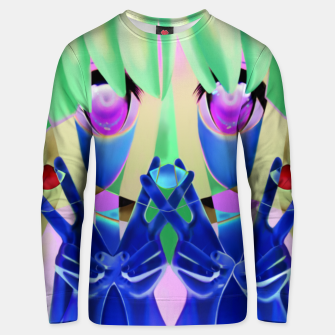 Thumbnail image of ME / US / ME Unisex sweater, Live Heroes