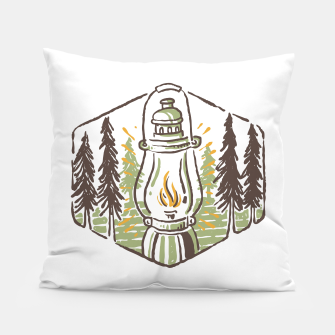Thumbnail image of Latern for Adventure Pillow, Live Heroes