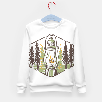 Thumbnail image of Latern for Adventure Kid's sweater, Live Heroes