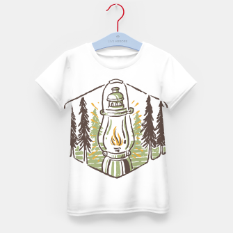 Thumbnail image of Latern for Adventure Kid's t-shirt, Live Heroes