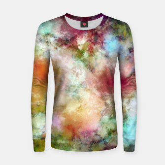 Thumbnail image of Beautiful angry place Women sweater, Live Heroes