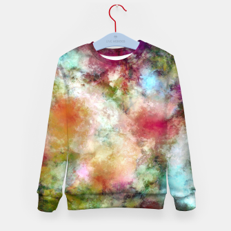 Thumbnail image of Beautiful angry place Kid's sweater, Live Heroes