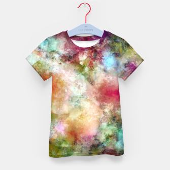 Thumbnail image of Beautiful angry place Kid's t-shirt, Live Heroes