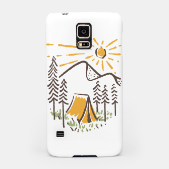 Thumbnail image of Camp Sunrise Samsung Case, Live Heroes